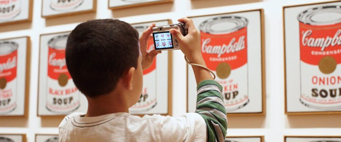Not Just for Field Trips Any More: 7 Ways to Ignite Learning at the Art Museum