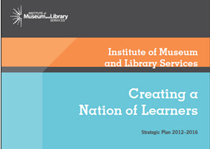 IMLS Strategic Plan: Creating a Nation of Learners