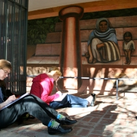 Reading Murals - Telling Stories