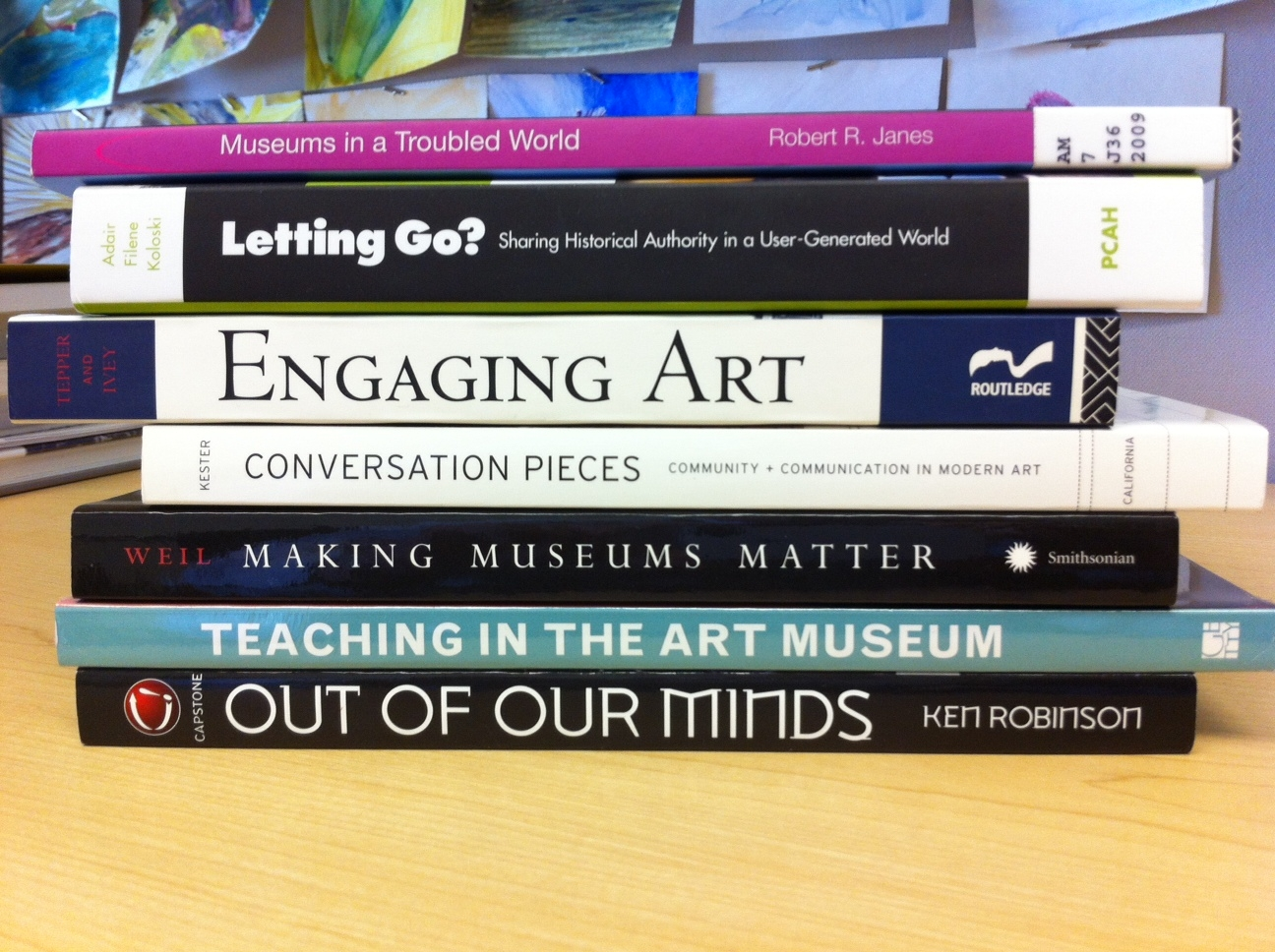 Creative Book Spine Design : Book spine poetry museum edition art teaching