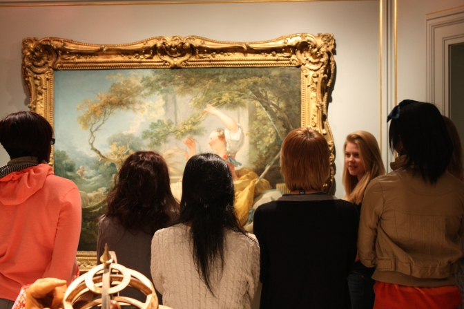 Teens' Vision for Docent-Led Tours