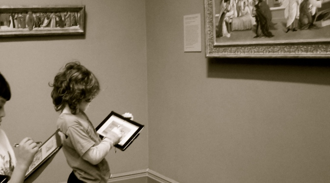 Integrating Art Museum Education into a K-12 School