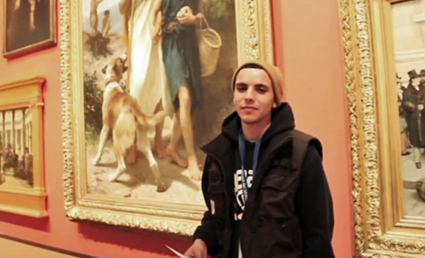 Letting Go and Opening Up: Teen Voices in Art Museums