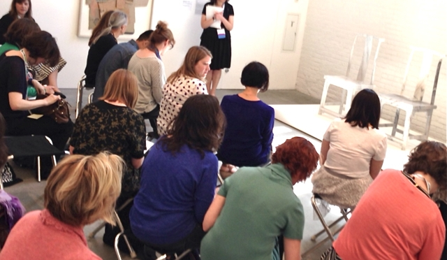 In the Midst of Practice: Reflections on the Gallery Teaching Marathon