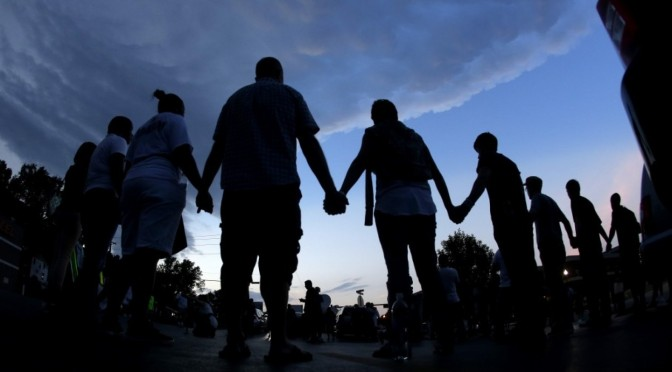 Teaching #Ferguson: Connecting with Resources