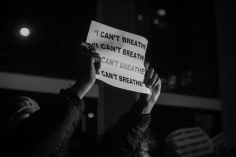 """Eric Garner Protest Union Square to Rockefeller Center,"" Photo by Dave Bledsoe, Flickr.com"
