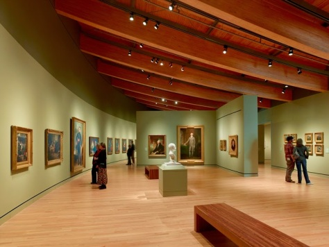 Early 19th Century Gallery at Crystal Bridges