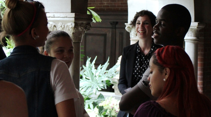 Purposeful Praxis: Reflections on a School Partnership
