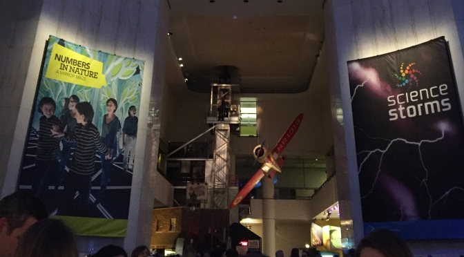 A Museum Educator's Takeaways from Museums & the Web 2015