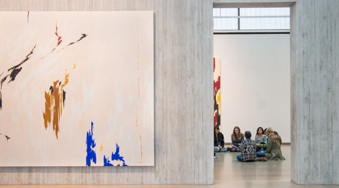 Experiments with Abstraction: Museum Throwdown in Denver