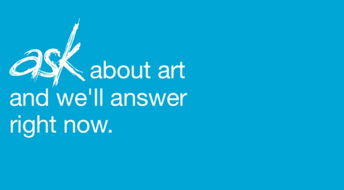 The Big ASK: Experiencing the Brooklyn Museum's ASK App