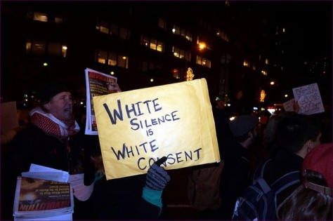"""Eric Garner Protest 4th December 2014, Manhattan, NYC"" by The All-Nite Images, CC BY-SA 2.0"