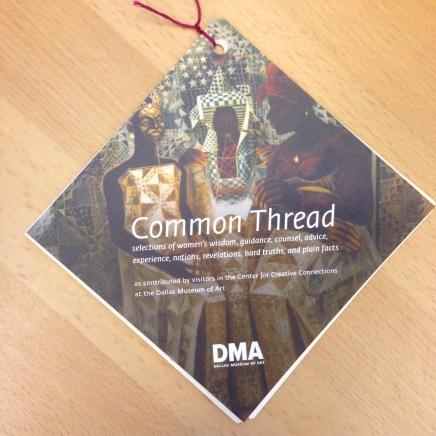 Common Thread 1