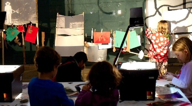 Art museums as creative laboratories for children's play, experimentation, and the co-creation of culture