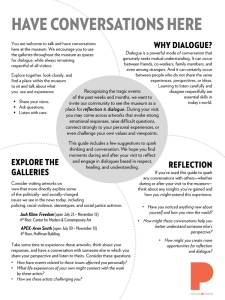 Microsoft PowerPoint - Reflection Dialogue Guide 7-18-16