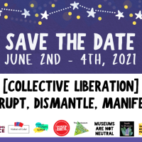 Call for Proposals: [COLLECTIVE LIBERATION] DISRUPT, DISMANTLE, MANIFEST